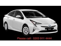 From £100 pw RENT HIRE PCO CAR TOYOTA PRIUS UBER READY MINICAB BEST PRICES IN LONDON