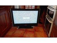 """Bush TV 37"""" HD Ready HDMI, no controller"""