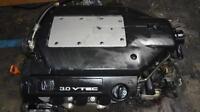 98 99 00 01 02 HONDA ACCORD 3.0L V6 SOHC VTEC ENGINE JDM J30A