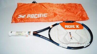 *NEU*Pacific BXT Speed Tennisschläger L4 racket Pro Basalt Feel tour strung new