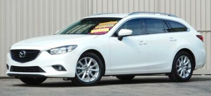 2014 Mazda 6 6C MY14 Upgrade Sport White 6 Speed Automatic Wagon Lismore Lismore Area Preview