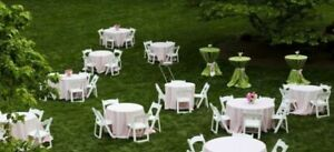 party & event rentals; weddings, corporate & social events