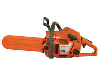 looking for a petrol chain saw condition doesn't matter can by for repair or not running
