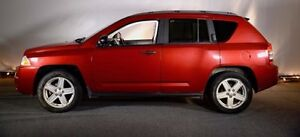2007 Jeep Compass Hatchback