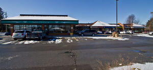 RETAIL/OFFICE UNITS FOR LEASE IN A BUSY RETAIL PLAZA