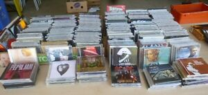 Great  Collection of 250 Modern R & R  Music CDS - * WoW *