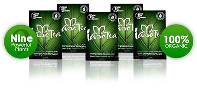 Iaso Tea (4Week) TOTAL LIFE CHANGES Organic Diet Weight Loss Super SALE! for sale  Detroit