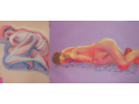Life Drawing Class near Derby