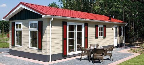 luxus ferienhaus mobilheim chalet nordsee belgien bredene. Black Bedroom Furniture Sets. Home Design Ideas