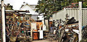 Do you need your barn,garage, attic, basements cleaned out