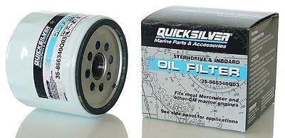 Quicksilver Ölfilter MerCruiser Innenborder 4-Zyl.- / 6 -Zyl.-Reihe / V6* / V8