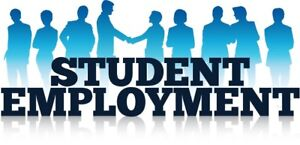 Full-time Summer Jobs for Students!!!