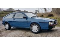 "1985/B VW Scirocco 1.6 GT Manual ""Rare, Classic VW, Retro, VAG"""