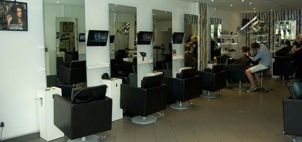 Salon Furniture Packages
