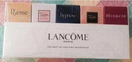 Lancôme Paris - Best of Fragrances - Brand New/Original Packaging Maroubra Eastern Suburbs Preview