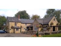 Full time team member required for busy canal side restaurant/pub in Kidlington