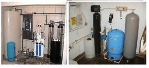 Water Softener, UV Systems, Iron Filters, Sulphur Sulfur Filter