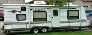 25 ft 2005 Fleetwood Wilderness Canadian Edition Possible Trade