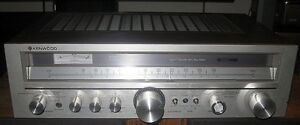 VINTAGE KENWOOD AM/FM STEREO RECEIVERS