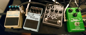 Pedals for trade