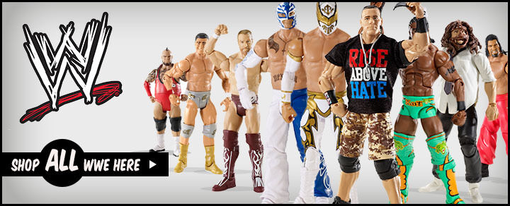 WWE Figures and Collectibles