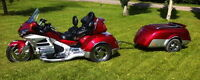 2012 Honda GL 1800 Gold Wing Trike Conversion