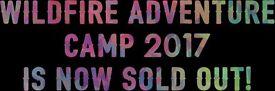 Wildfire Adventure Camp....Half activites, half festival! ..Winner best new festival award...