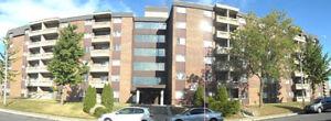 3 1/2 - Ville St-Laurent - Cote Vertu- spacieux, terrace