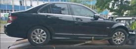 Breaking Mercedes W204 C Class C220 C200 CDI Diesel 2.1 646 CDI
