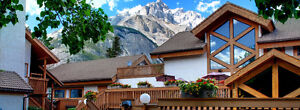 Timeshare Banff Rocky Mountain