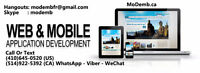 Mobile Application & Website  Development