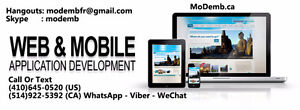 Mobile Application & Website  Development
