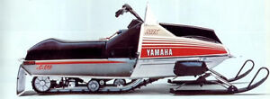 wanted old SRX 340 or 440 Parts or complete Sled Prince George British Columbia image 1