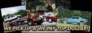 WE PAY TOP CASH FOR ALL UNWANTED CARS IN ANY CONDITION Punchbowl Canterbury Area Preview