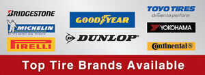 Blow Out Tire Sale - All Brands Under One Roof