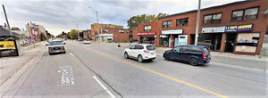 Commercial/Office Lease - Lakeshore/Missis. Corner of Solid Bldg