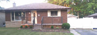 Beautiful Bungalow In North End of Brantford
