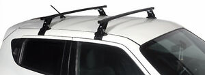 Complete Square Bar Roof Rack System for ANY car St. John's Newfoundland image 2