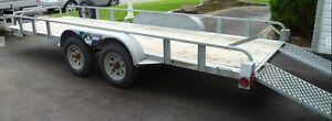 "Terra 54192VT trailer 16 foot (58"" X 16')"
