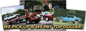 We Pay Highest Cash $200-$3000 On Spot Junk Cars -Used Cars