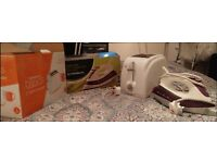 Sainsbury Toaster & Iron