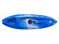 Tootega Pulse 95 Sit on top Kayak Brand New British Made! £379