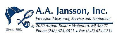 AA Jansson Inc