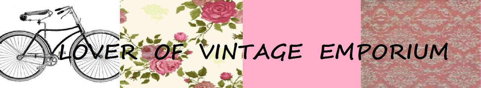 Lover Of Vintage Emporium