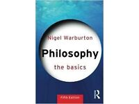 Philosophy: The Basics by Nigel Warbuton