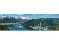 Semi-detached luxury home in the central Alps, Salzburg, Austria