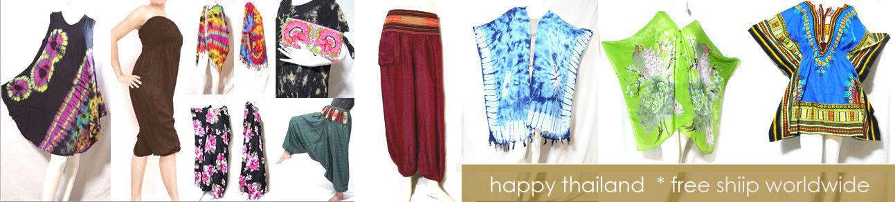 clothing thailand THAI PANTS DRESS