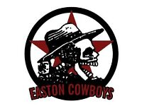 Easton Cowboys looking for new players in Bristol and Suburban League 2016-17