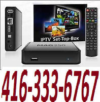 The BEST IP-TV Box on the Market ***FREE TV*** That Can't Be Bea