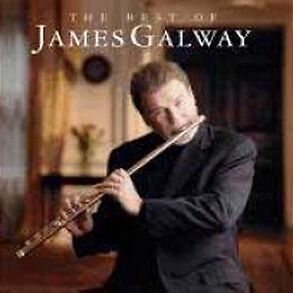 JAMES GALWAY The Best Of CD BRAND NEW Classical Flute